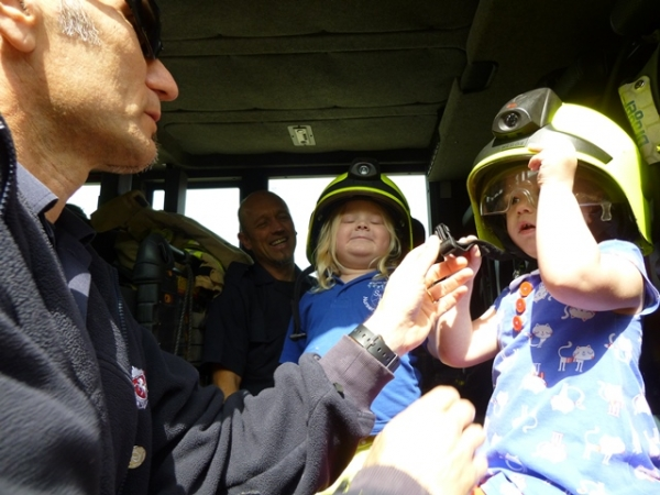 Gallery Image from Barbies Footsteps - Fire Engine visit